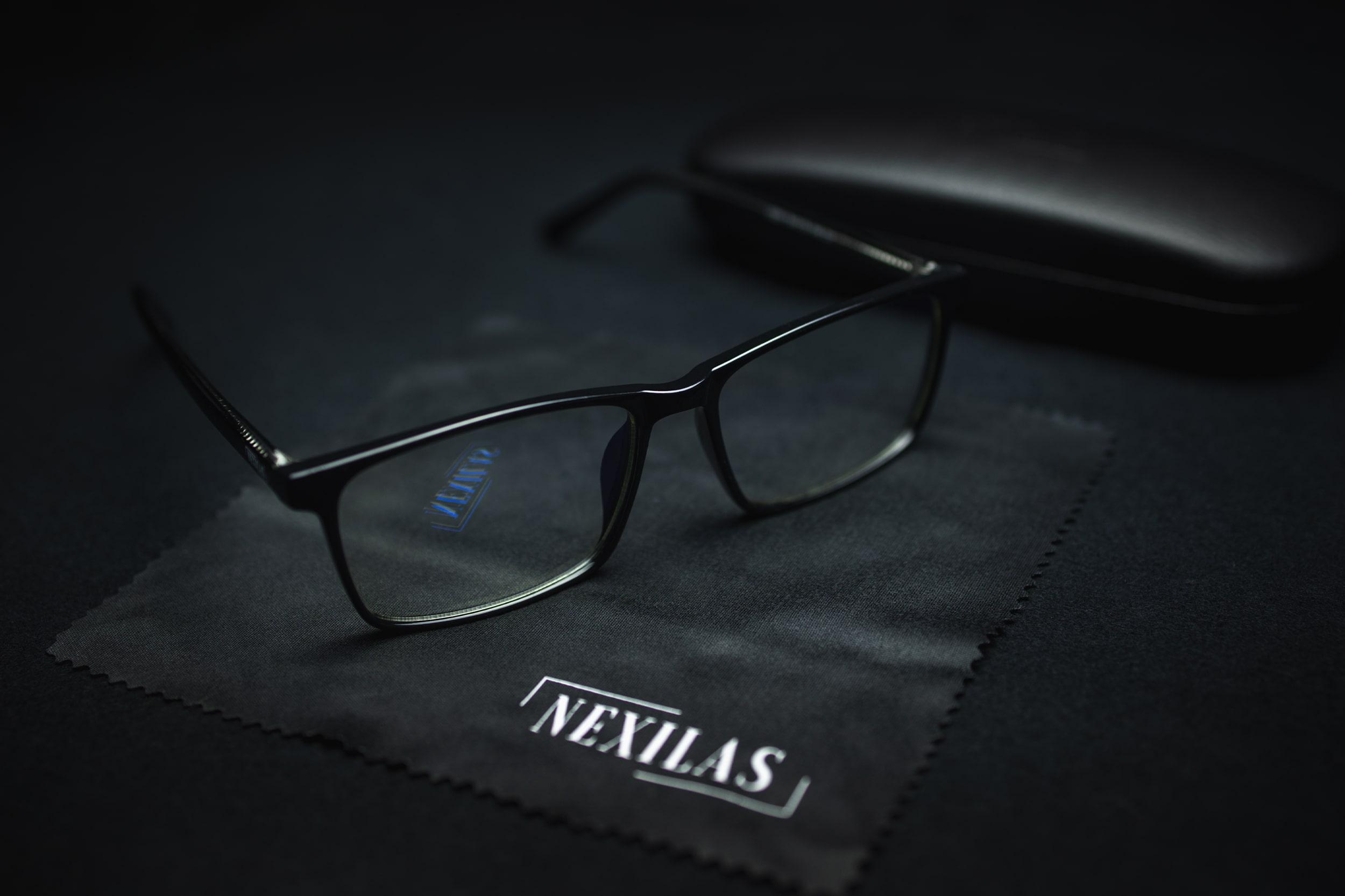Nexilas - Blue Shield Protect -Lunettes anti lumière bleue